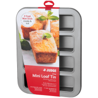 Judge Mini Loaf Pan 8 Cup