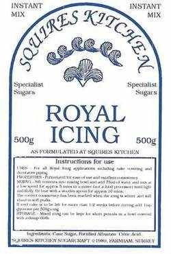 Squires Kitchen Royal Icing
