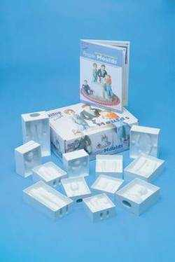 PME People Moulds - 12 Piece