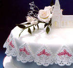 Patchwork Cutter - Broderie Anglaise (A) Wedding/Birthday