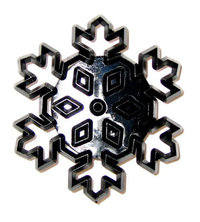 Patchwork Cutter - Large Snowflake