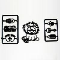 Patchwork Cutter - Baby Lion & Nursery