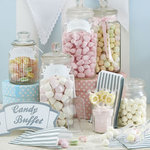 REDUCED - Ginger Ray Vintage Lace Candy Bar Kit