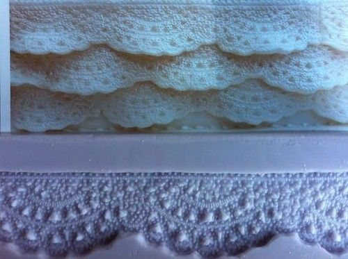 Karen Davies Lottie Lace Mould