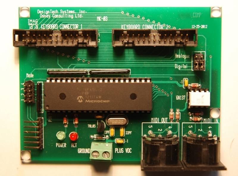 MK-03 board