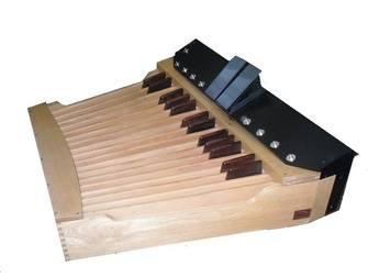 Oak pedalboard med