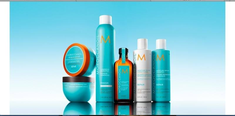 We stock most of the Moroccan oil range at The Forum