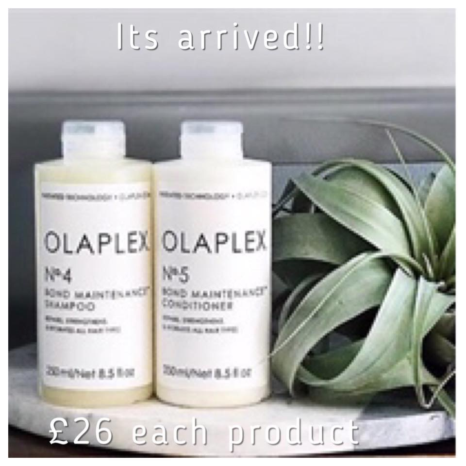 OLAPLEX 4 AND 5