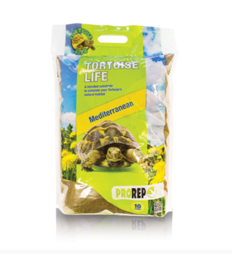 Tortoise life substrate 10 ltr