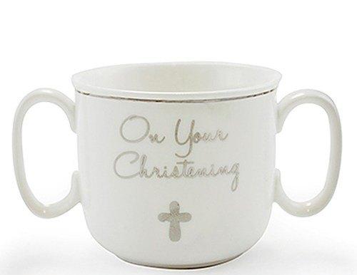 Porcelain Christening Mug