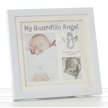 Guardian Angel Photo Frame
