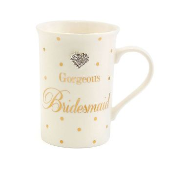 Mad Dots Bridesmaid Mug