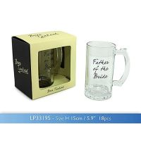 Father of the Bride Tankard