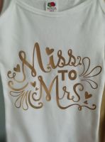 Miss To Mrs Hen TShirt