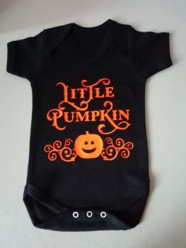 Little Pumpkin Bodysuit