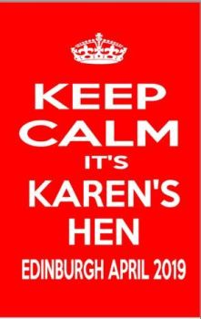 Keep Calm Hen TShirt