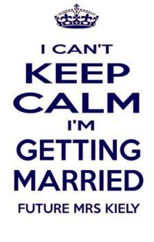 Keep Calm Bride TShirt