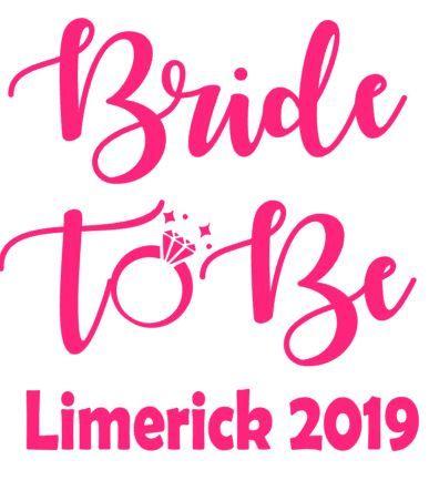 I Do Crew Personalised Bride TShirt