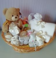 Neutral Hamper Large
