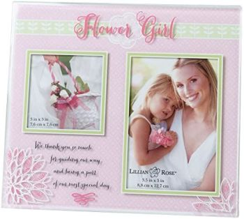 Lillian Rose Flower Girl Photo Frame