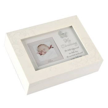 My Christening Musical Keepsake Box
