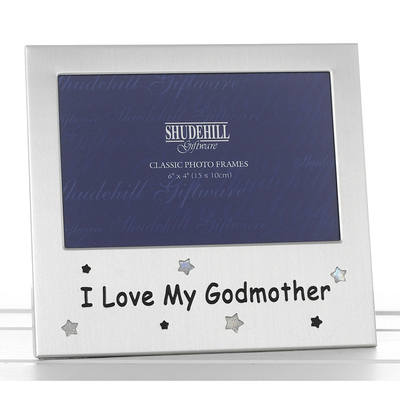 I love my Godmother - Beautiful Godmother Gifts at Churchtown Gifts ...