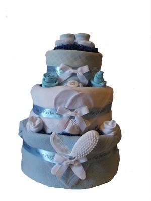 Dublin Nappy Cake