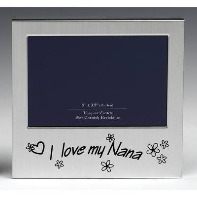 i love my nana frame - Nana Frame