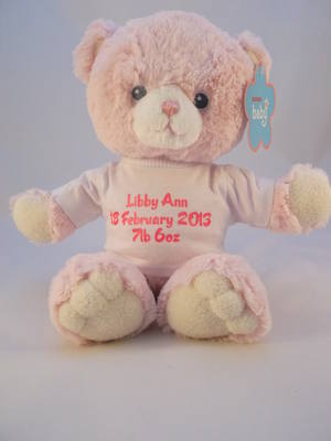 personalised teddy bears churchtown gifts Ireland 003