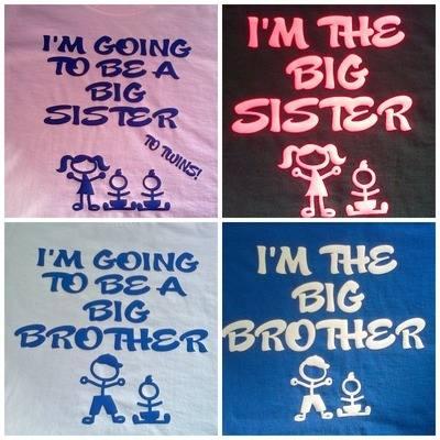 I'm the big brother/sister tshirt