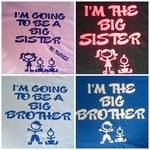 I'm the big brother/sister tshirt