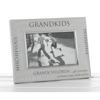 Sentiment Grandkids Frame