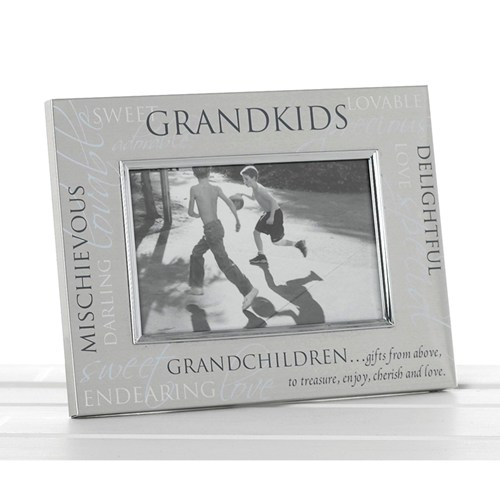 Grandkids sentiment frame - Family gifts at Churchtown Gifts Ireland