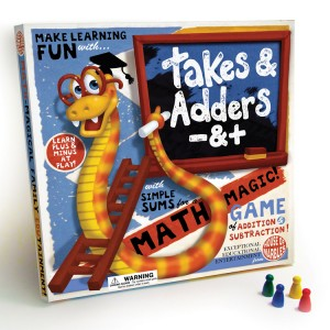 Takers and Adders