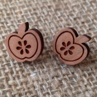 Apple wooden studs