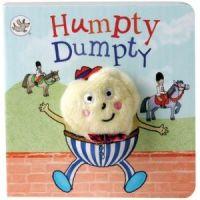 Humpty Dumpty Finger Puppet Book