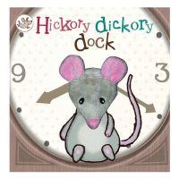 Hickory Dickory Dock Finger Puppet Book
