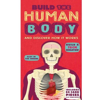 The Human Body Build Your Own