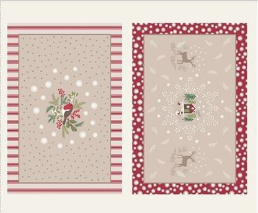 Christmas Countryside Placemats