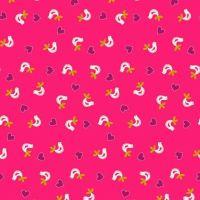 Papillon Pink Birds