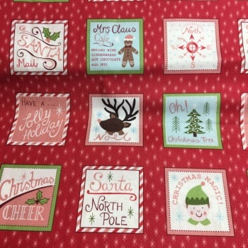 Lewis And Irene Christmas Squares