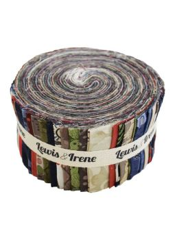 Fabulous Forties Jelly Roll Enchanted Forest