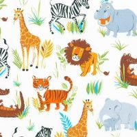 Robert Kaufman Jungle Animals