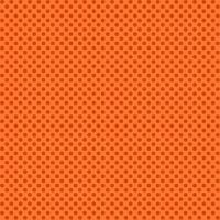 Novelty Orange Polka Dot