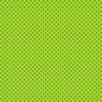 Novelty Green Polka Dot
