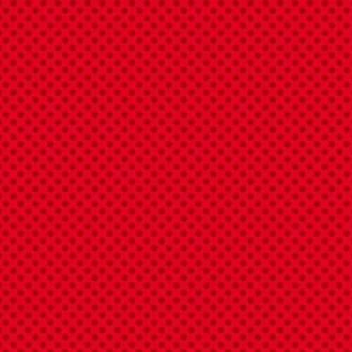 Novelty Red Polka Dot