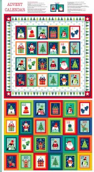 Christmas Novelty Advent Calendar