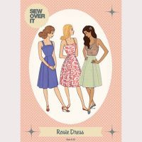 Sew Over It Rosie Dress