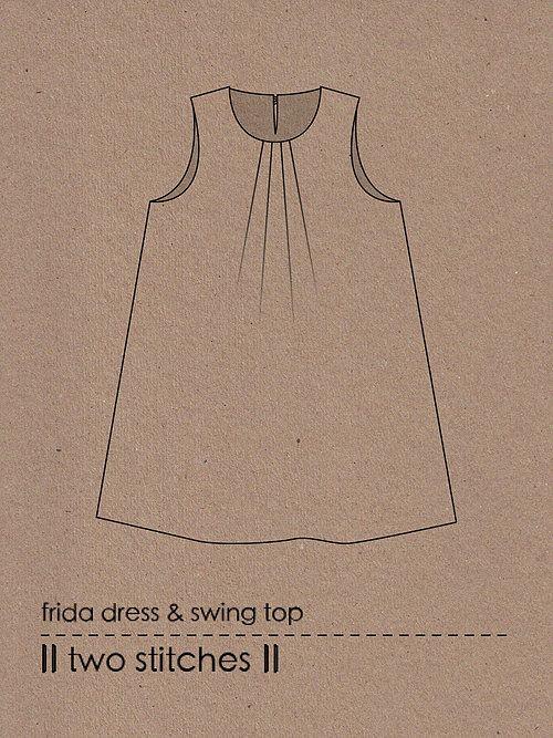 Frida Dress and Top
