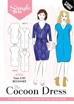 Simple Sew The Cocoon Dress